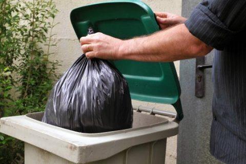 Service de poubelles